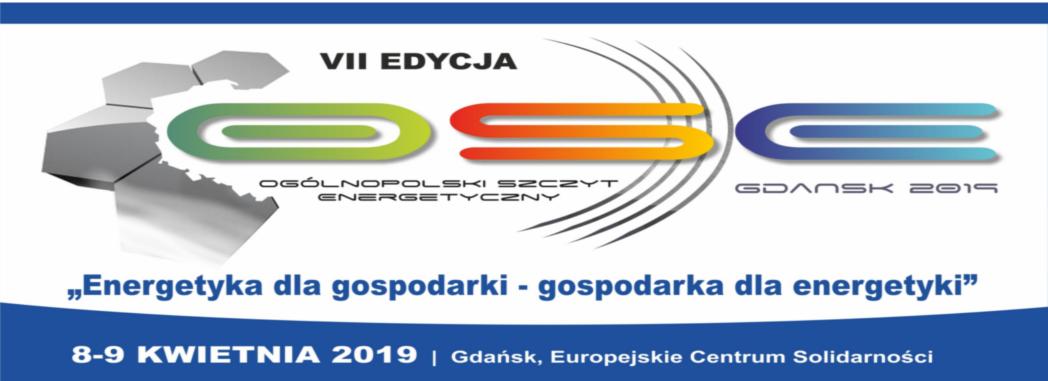 Kolejna edycja Ogólnopolskiego Szczytu Energetycznego OSE GDAŃSK