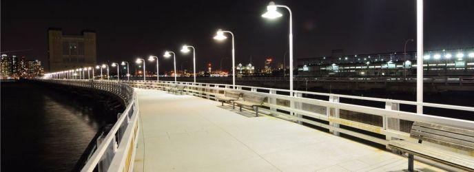 Co raz więcej energooszczędnych lamp LED w pomorskich miastach