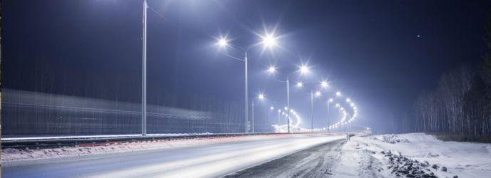 Energooszczędne oświetlenie przy żorskich drogach