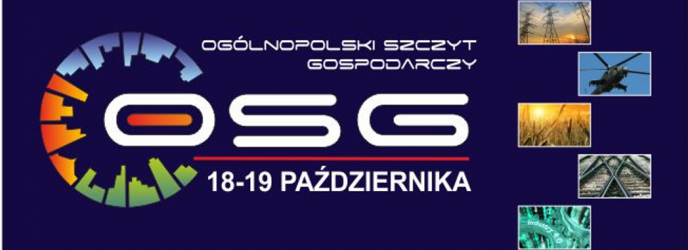 IV edycja Ogólnopolskiego Szczytu Gospodarczego OSG 2018