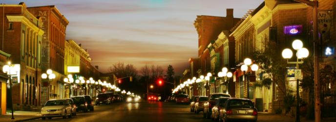 Nowe lampy LED na szczecińskich ulicach
