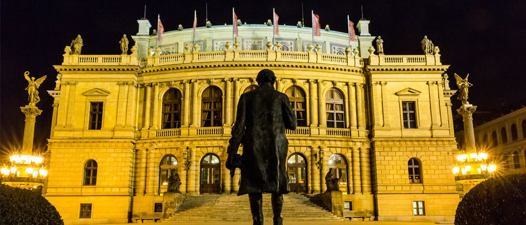 Modernizacja urządzeń energetycznych - Filharmonia Praska